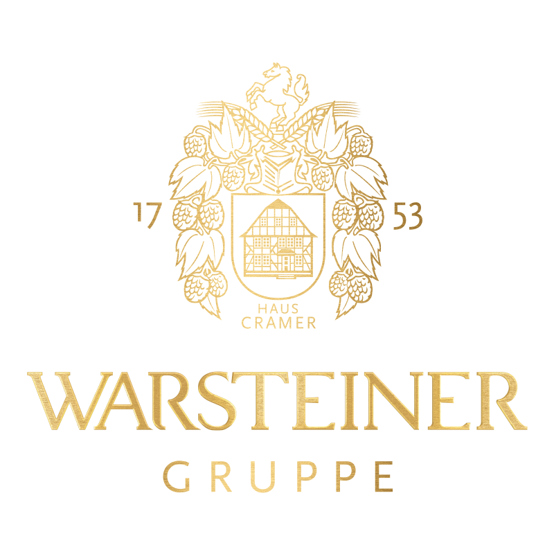 Logo WARSTEINER Gruppe